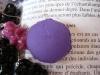 Macaron à la violette