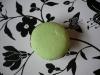 macaron à la pistache et chocolat
